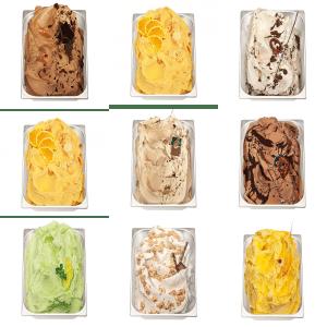 Frozen yogurt & Gelato