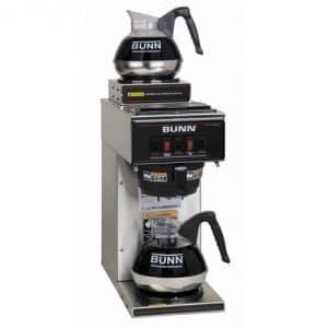 BUNN kolbe-kaffemaskiner